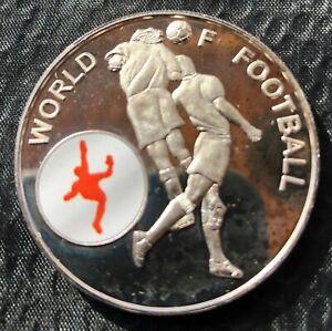 2002-World-of-Football-Soccer-1000-Shillings-Bank-of-Uganda-Africa-Proof-Coin
