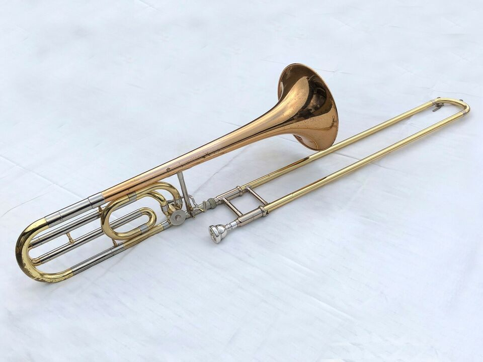 Yamaha trombone YSL-643