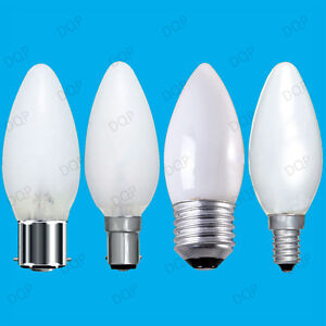 10x opal candle dimmable standard light bulbs 25w 40w 60w. Black Bedroom Furniture Sets. Home Design Ideas