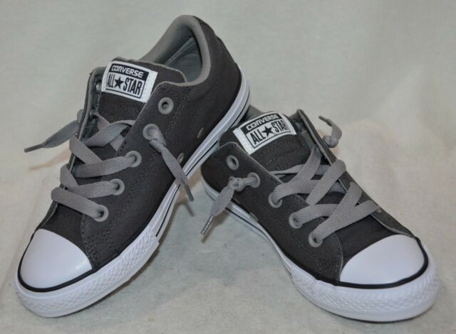 Converse Chuck Taylor All Star Street Slip Fashion Sneaker Shoe ... 94d56038f