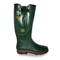 Mens Hunting Fishing Waterproof Walking Wellies Rain Festival Wellington Boots
