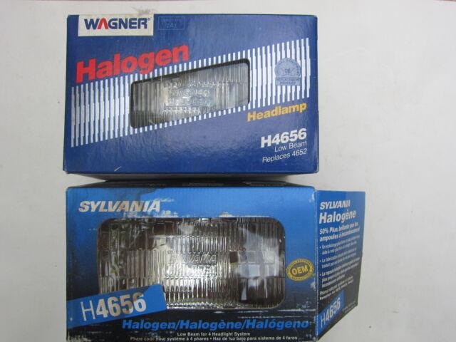 Wagner H4656 Low Beam Headlight