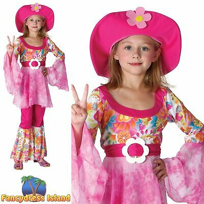Girls Fancy Dress Costume Age 3-13 KIDS NATIVE INDIAN DELUXE TRIBAL GIRL