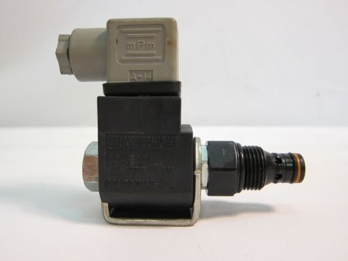 New Sterling Hydraulics C4S 024 D C4S024D C4 Solenoid Valve 24V DC .58 Amps