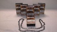 20 Chain Saw Chain..325x.050 X 80 Drive Links.fits Many Husqvarna Saws. 6-pack