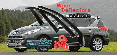 Heko 15155 Wind Deflectors