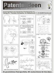 Tinnitus, Geräusch im Ohr, 2000 Seiten Patente