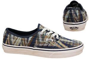 409ff722c La imagen se está cargando Vans-Authentic-Zapatillas -Hombre-Unisex-Zapatos-con-Cordones-