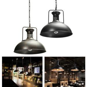 33cm-E27-Lustre-Plafonnier-Lampe-Plafond-Luminaire-Eclairage-Douille-Suspendu