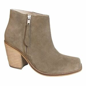 Brand-New-In-Box-WITTNER-034-Wyn-034-Ankle-Boots-Size-41-Aus-9