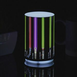 Star-wars-Sabre-Laser-Mini-Veilleuse-Humeur-Lampe-Chambre-Accessoires