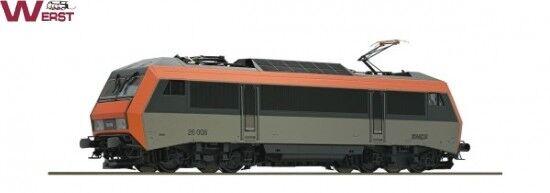 Roco 79856 e-Lok bb26000 SNCF corriente alterna ac h0 nuevo embalaje original