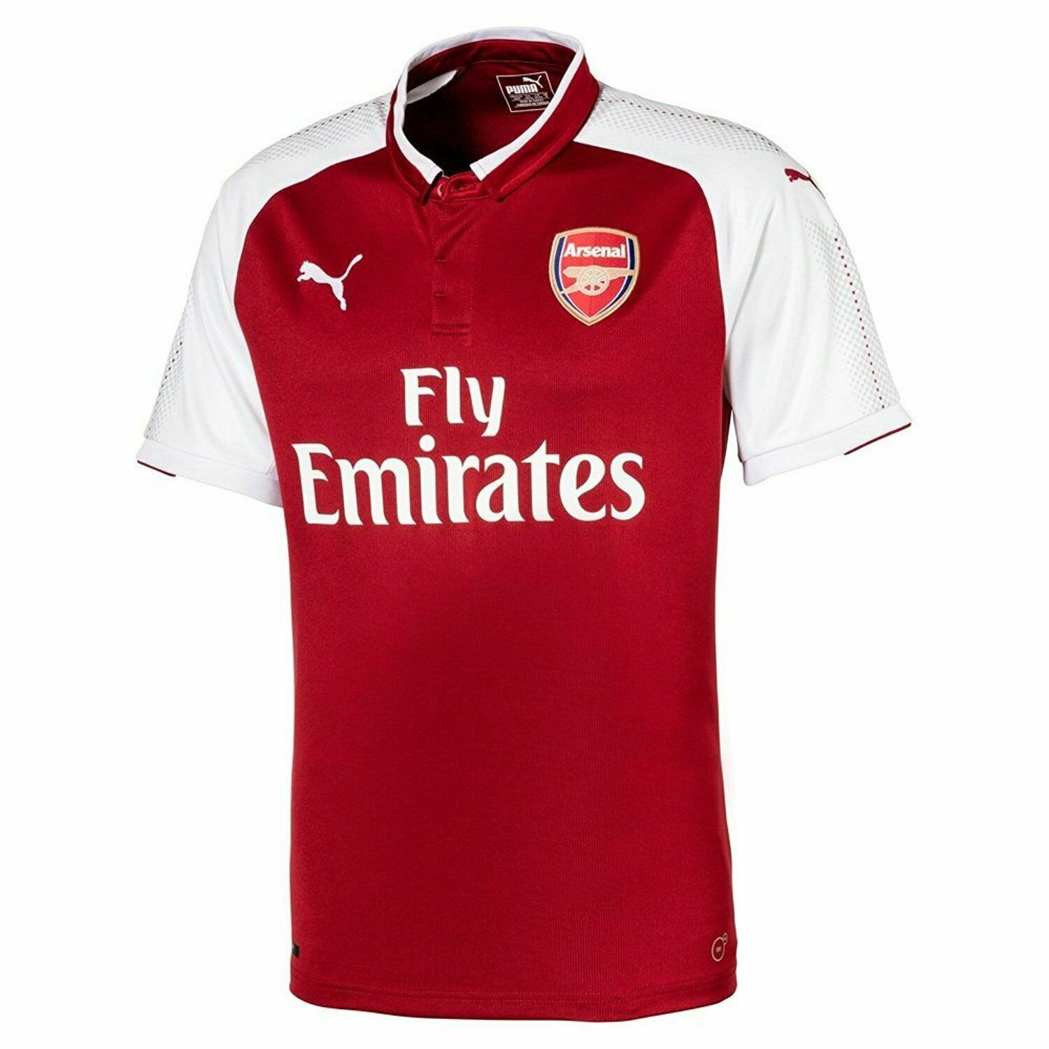 Puma Men's Athletic 75150902 PUMA Arsenal Fc Home Authentic Shirt SZ Small  NEW!