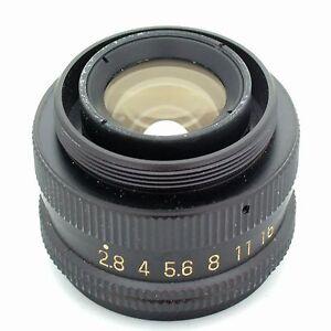 Hoya-Super-el-50-mm-f2-8-Lente-de-agrandamiento-Excelente-Estado