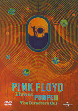 Pink Floyd : Live at Pompeii - The director's cut (DVD)