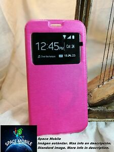 Huelle-Deckel-Buch-case-Sony-Xperia-xz-Pink-Fuchsia