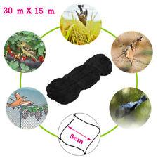 100x50ft Bird Netting Black Nylon Home Amp Garden Amp Pond Amp Pool Anti Birds Netting