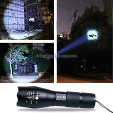 New Military Grade Tactical Flashlight LED 1600 Lumens Wateresist X700 Style US