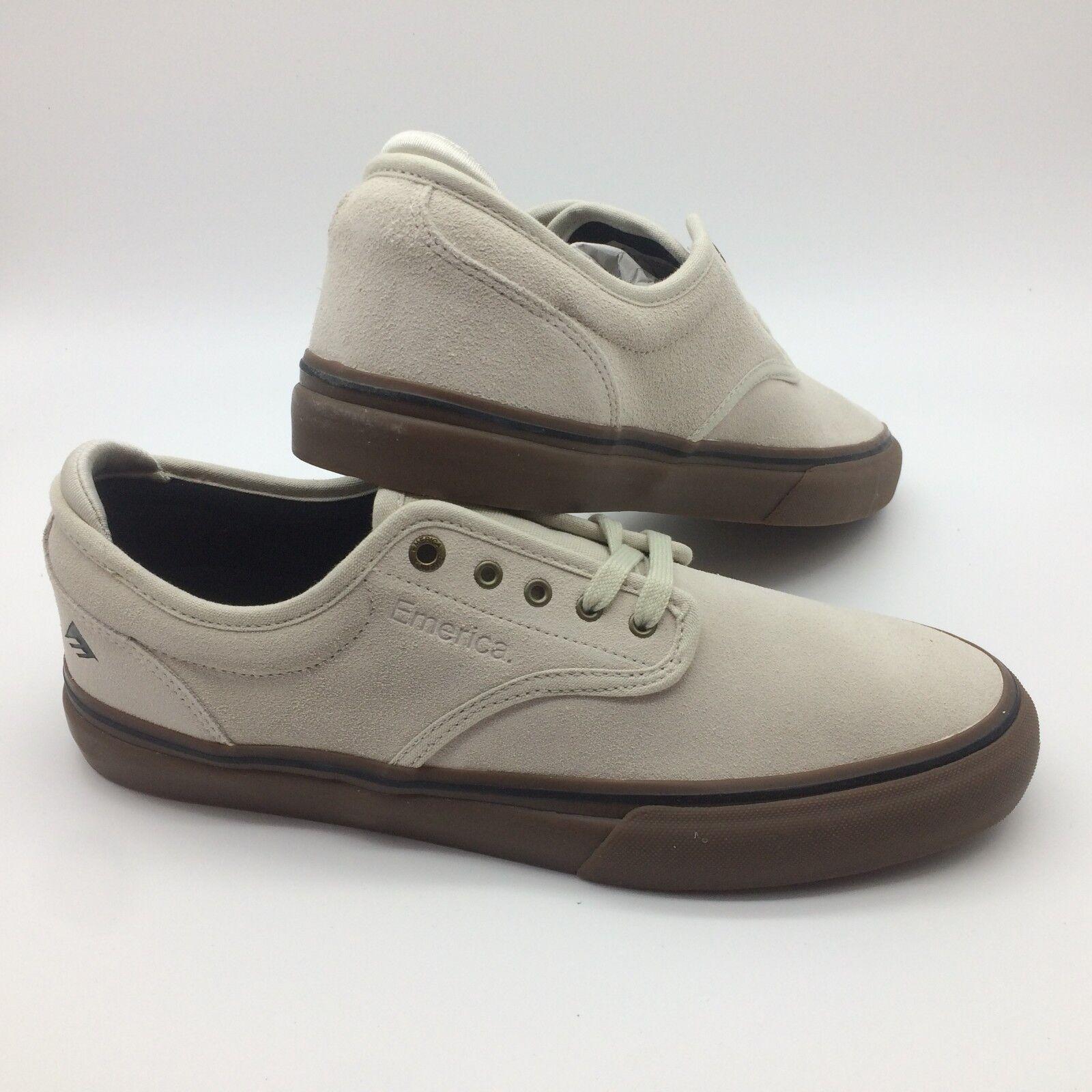 Emerica Men's shoes  Wino G6 SMU  --(BONE)WHITE GUM