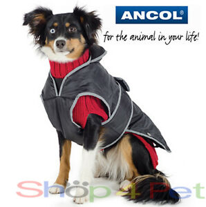 Ancol-Muddy-Paws-Dog-Coat-amp-Sweater-3-in-1-Combo-Purchase-Together-or-Seperately