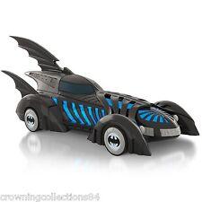2015 Hallmark The Batmobile Batman Forever Keepsake Ornament MAGIC Light NIB
