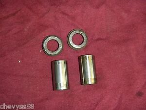 All Balls Swing Arm Bearings /& Seals Kit For Kawasaki KDX 200 1992 92