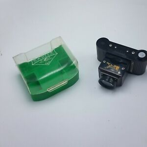 Vintage Zadiix 35MM Slide Strip Viewer Junior Precision Lens Original Box
