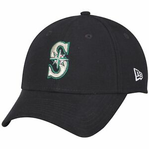 newest 0f013 28ff0 Image is loading New-Era-9FORTY-MLB-Adjustable-Seattle-Mariners-Cap