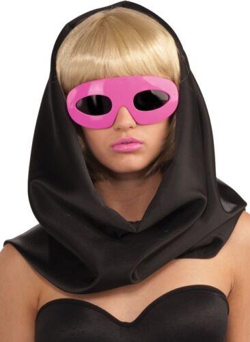 Lady Gaga Glasses Sunglasses Pop Star Diva Halloween Costume Accessory 4 COLORS