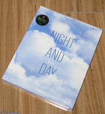 NIGHT AND DAY / Hong Sang Soo / Hommage Collection L.E KOREA BLU-RAY SEALED