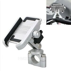 Aluminum-Cell-Phone-Holder-Mount-for-Harley-Davidson-Electra-Glide-Ultra-Classic