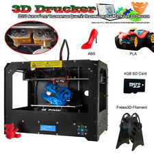CTC 3D Drucker - Dual Extruder - MK8 - Factory Direct Niedrigster Preis- ABS PLA
