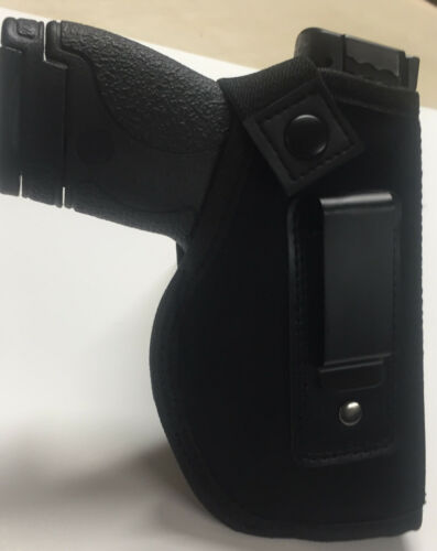 Concealed Inside The Waistband Holster W// Mag Pouch Fits Jennings 9mm