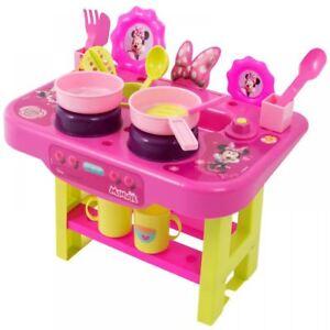 Disney Minnie Mouse Il mio primo cucina GIOCHI BAMBINI cuocere ...