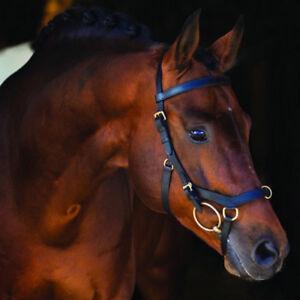 HORSEWARE-Rambo-Micklem-Multi-Bridle-3in1-Trense-Trensenzaum-gebisslos-UVP199-90