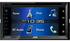 "NEW JVC KW-V330BT 6.8"" 2-Din Bluetooth In-Dash DVD/CD/AM/FM/Digital Media Stereo"