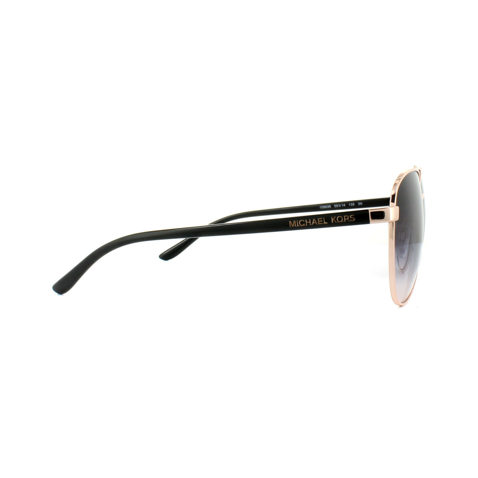 7a6b3723b9 Michael Kors Mk5007 Hvar 109936 Gold Ladies DESIGNER Sunglasses