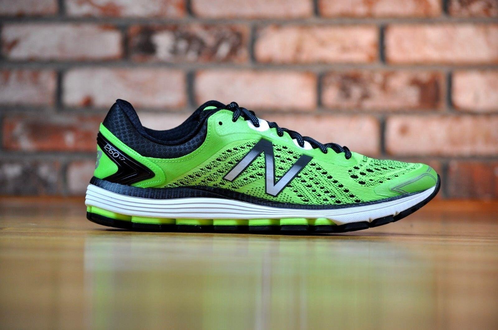 New Balance 1260v7 Energy Lime Black Walking Running shoes M1260GB7 Mens Sz 10 D