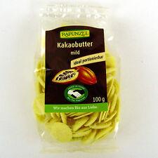 (3,49/100g) Rapunzel Kakaobutter mild vegan bio 100 g
