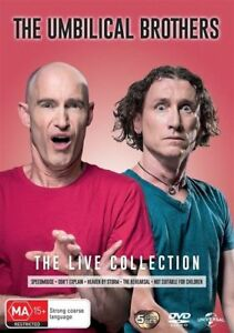 The-Umbilical-Brothers-The-Live-Collection-Speedmouse-Don-039-t-Explain-Heaven