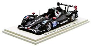 Oreca 03 Nissan #26 9th (2nd Lmp2) Lm 2011 Mailleux / Ordonez Ayari 1:43 Model