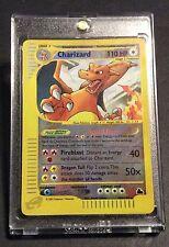 Pokemon Skyridge - CRYSTAL CHARIZARD 146/144 - RARE Reverse Holo - Never Played