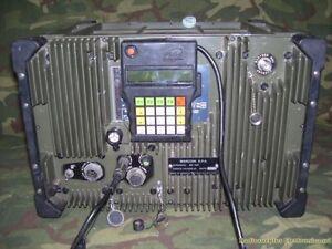 Transmitter Receiver -bridge Radio- Marconi MH-195F
