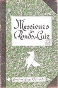 DP-MESSIEURS-LES-RONDS-DE-CUIR-PIERRE-BRASSEUR-PHILIPPE-CLAY-JEAN-RICHARD