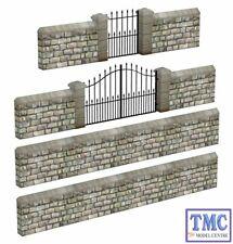 44-555 Scenecraft OO/HO Gauge Stone Walls and Gates