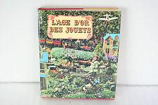 """Livre jouets anciens - """"L'age d'or des jouets"""" JAC REMISE - JEAN FONDIN -1967"""