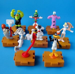 McDonald-039-s-Disney-039-s-Masterpiece-Collection-1997-8-Happy-Meal-Toys