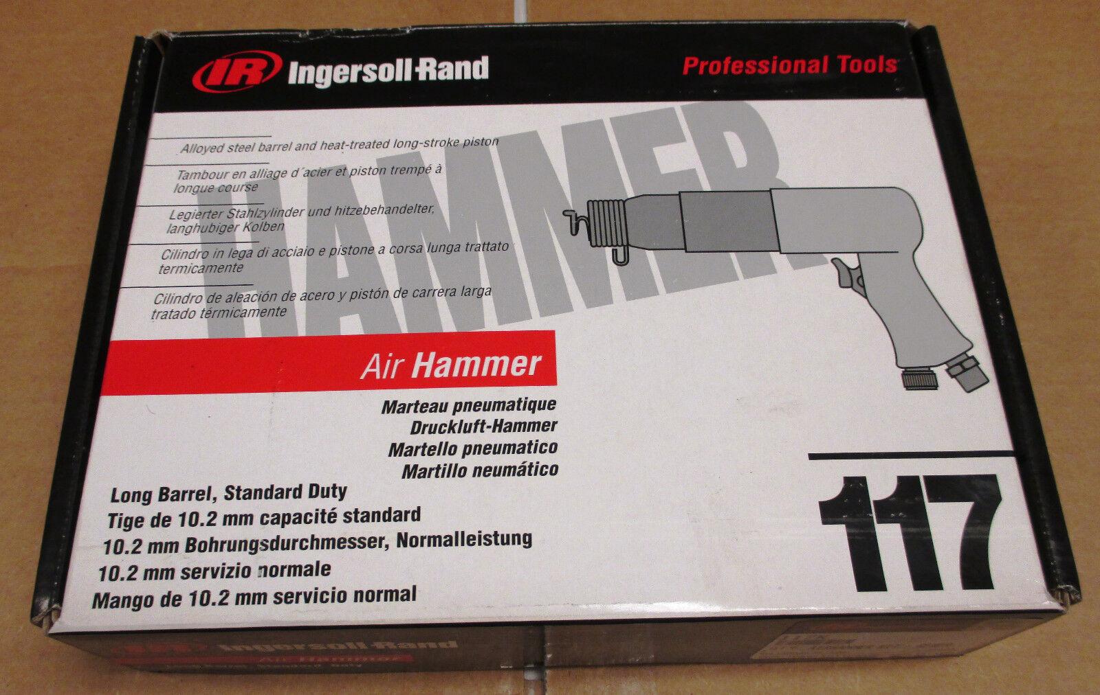 Ingersoll-Rand 117 Standard Duty Lufthammer, Neu