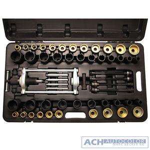 Lenkgetriebe Werkzeugsatz für alle Silentlager und Gummibuchsen - BGS 8683