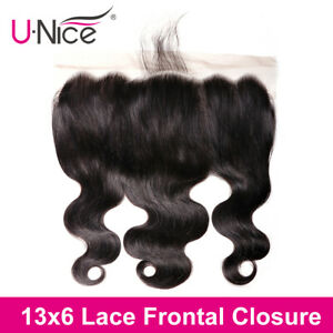 13x6-Lace-Frontal-Closure-With-Deep-Part-8-18inch-Body-Wave-Brazilian-Human-Hair